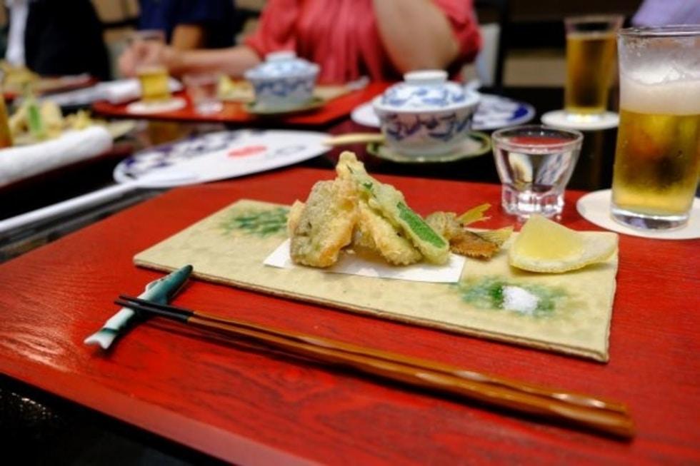 Japoniško maisto kūrybinės dirbtuvės